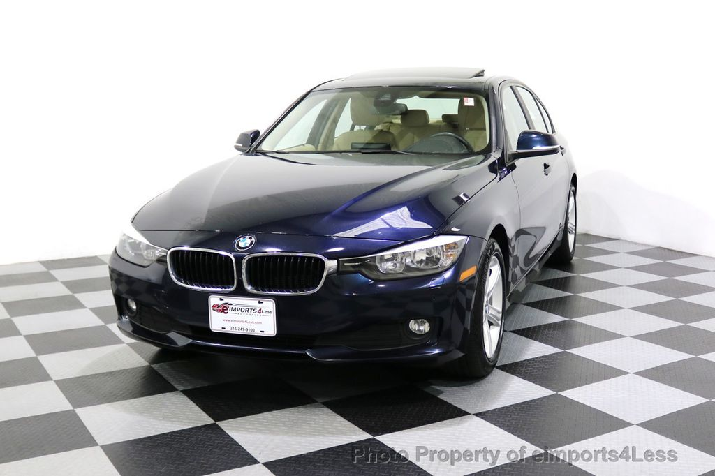 2015 BMW 3 Series CERTIFIED 328d xDRIVE Diesel AWD Blind Spot CAMERA NAV - 18006907 - 49