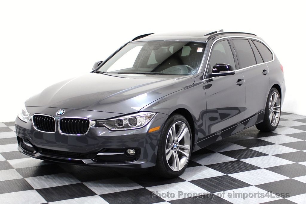2015 BMW 3 Series CERTIFIED 328d xDRIVE DIESEL AWD SPORT PACKAGE WAGON - 16611903 - 0