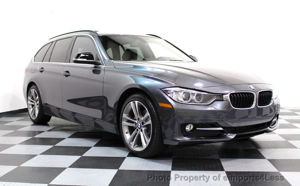 2015 BMW 3 Series CERTIFIED 328d xDRIVE DIESEL AWD SPORT PACKAGE WAGON - 16611903 - 14
