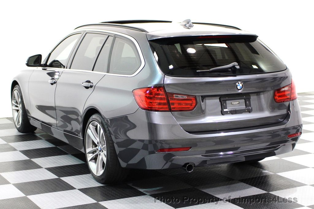 2015 BMW 3 Series CERTIFIED 328d xDRIVE DIESEL AWD SPORT PACKAGE WAGON - 16611903 - 15