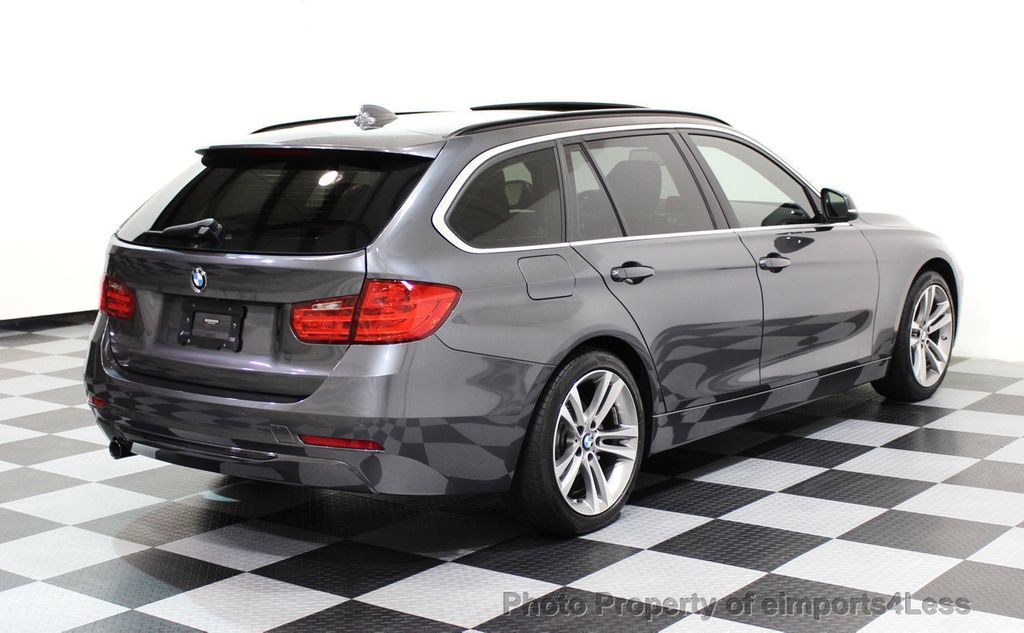2015 BMW 3 Series CERTIFIED 328d xDRIVE DIESEL AWD SPORT PACKAGE WAGON - 16611903 - 17