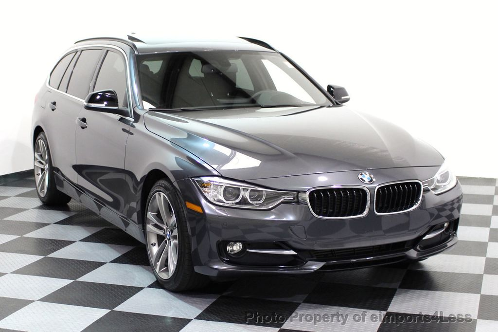 2015 BMW 3 Series CERTIFIED 328d xDRIVE DIESEL AWD SPORT PACKAGE WAGON - 16611903 - 1