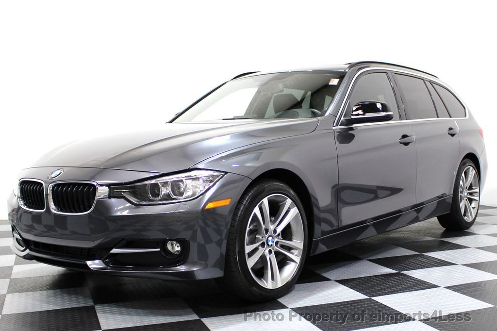 2015 BMW 3 Series CERTIFIED 328d xDRIVE DIESEL AWD SPORT PACKAGE WAGON - 16611903 - 26