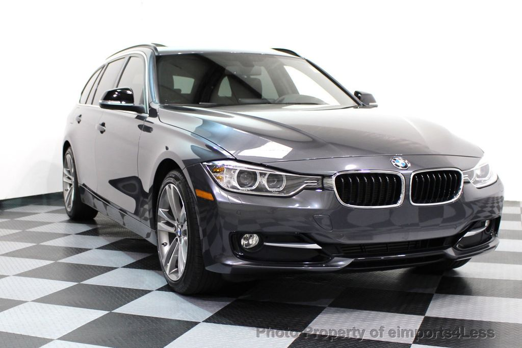 2015 BMW 3 Series CERTIFIED 328d xDRIVE DIESEL AWD SPORT PACKAGE WAGON - 16611903 - 27