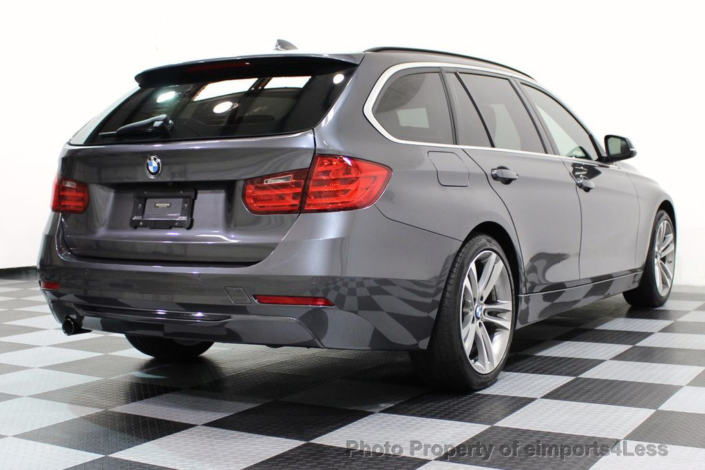 2015 BMW 3 Series CERTIFIED 328d xDRIVE DIESEL AWD SPORT PACKAGE WAGON - 16611903 - 30