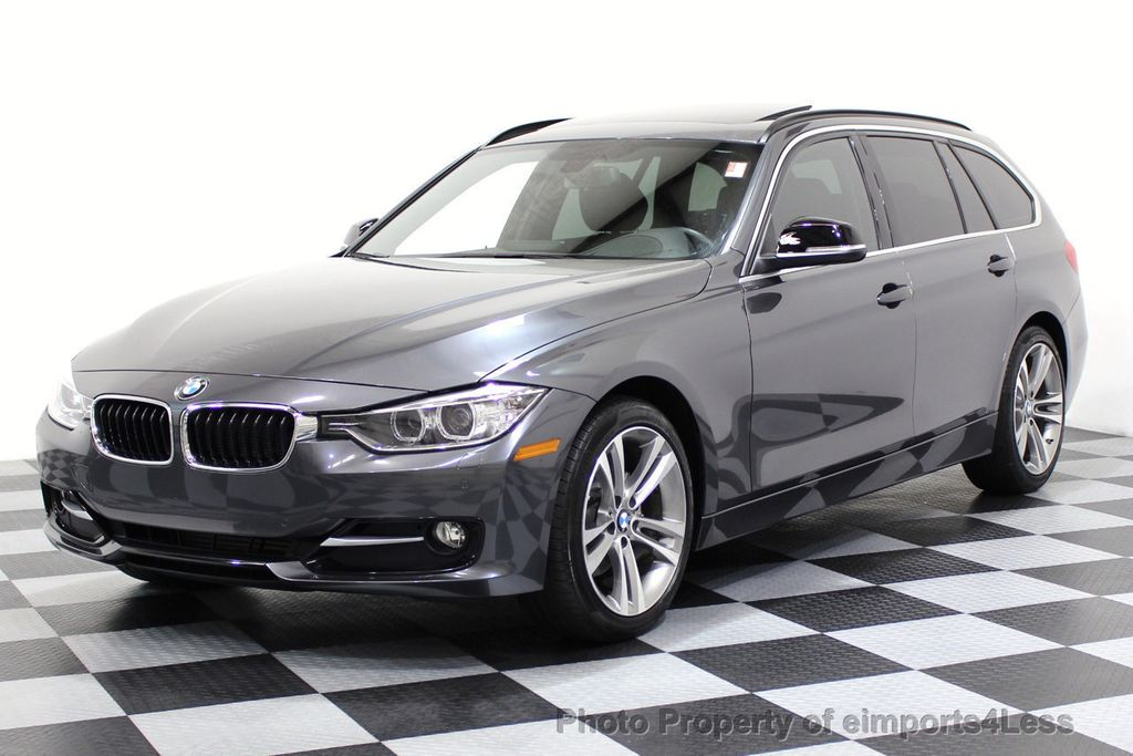 2015 BMW 3 Series CERTIFIED 328d xDRIVE DIESEL AWD SPORT PACKAGE WAGON - 16611903 - 39