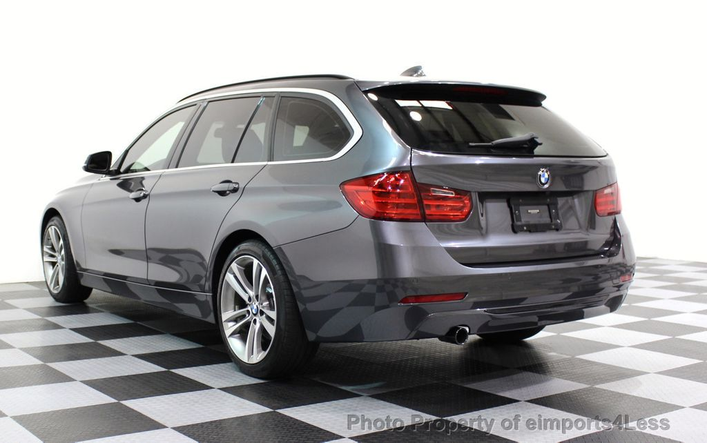 2015 BMW 3 Series CERTIFIED 328d xDRIVE DIESEL AWD SPORT PACKAGE WAGON - 16611903 - 41