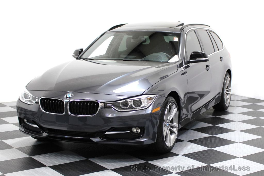 2015 BMW 3 Series CERTIFIED 328d xDRIVE DIESEL AWD SPORT PACKAGE WAGON - 16611903 - 52