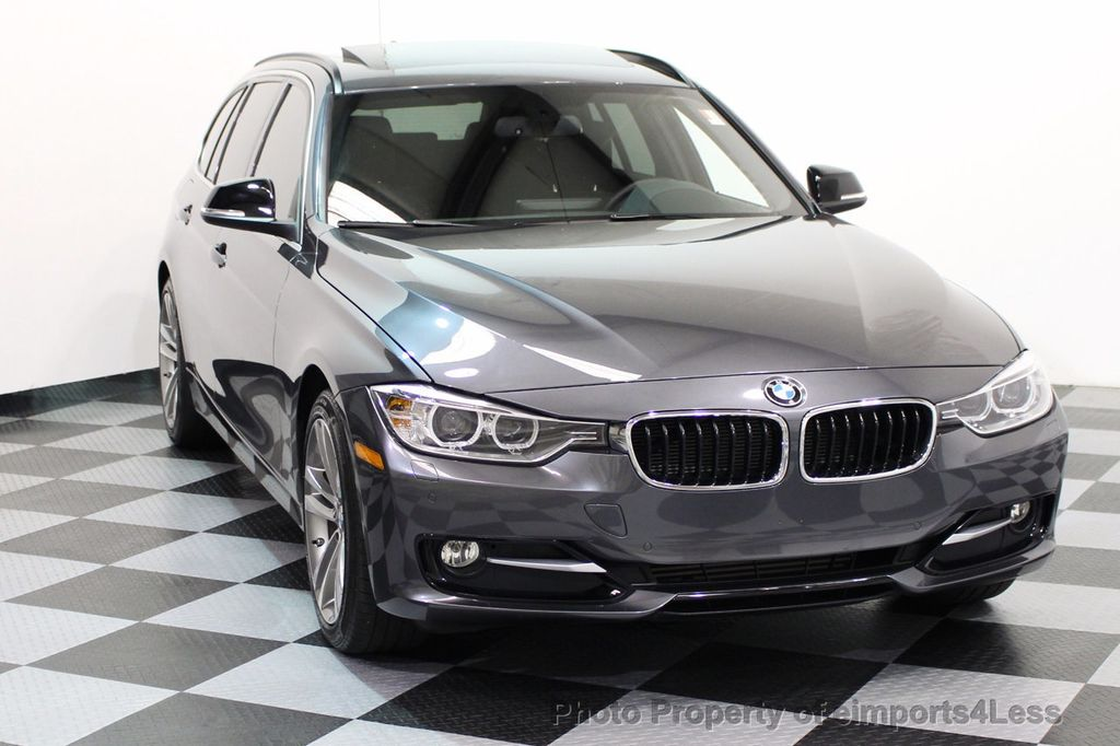 2015 BMW 3 Series CERTIFIED 328d xDRIVE DIESEL AWD SPORT PACKAGE WAGON - 16611903 - 53