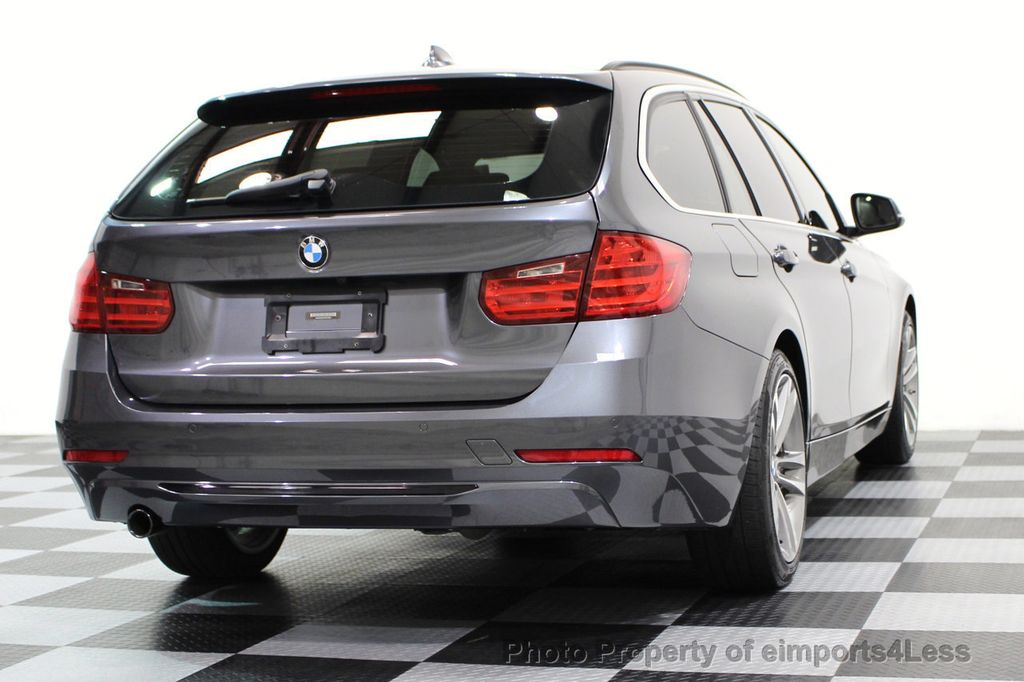 2015 BMW 3 Series CERTIFIED 328d xDRIVE DIESEL AWD SPORT PACKAGE WAGON - 16611903 - 55