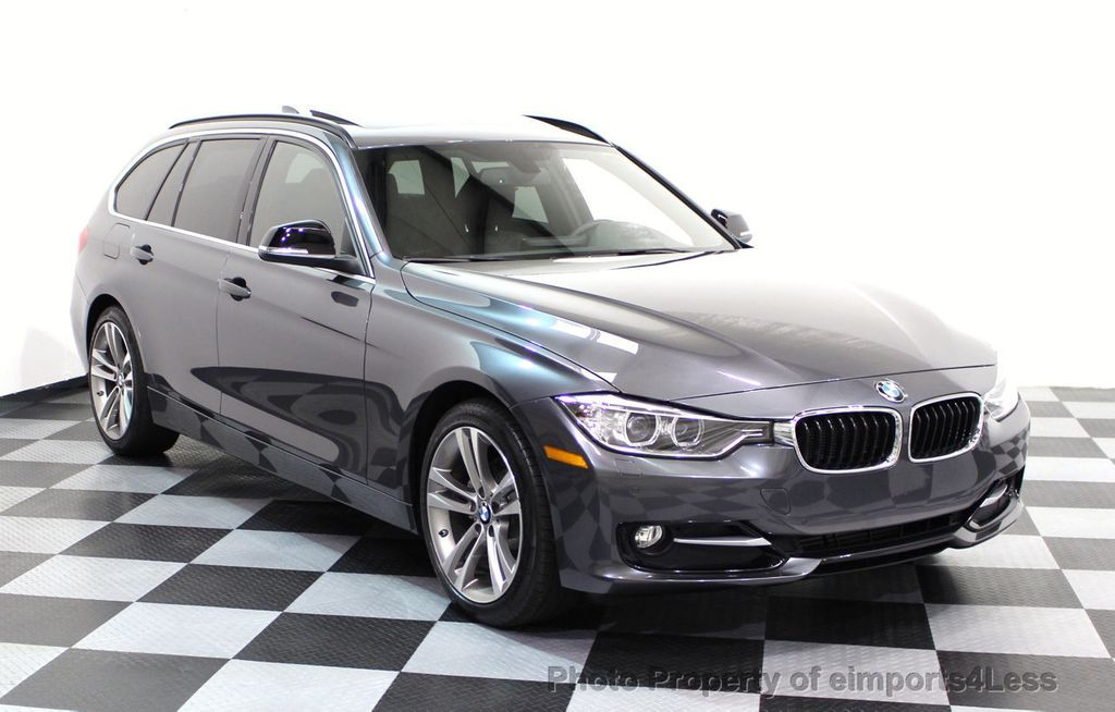 2015 BMW 3 Series CERTIFIED 328d xDRIVE DIESEL AWD SPORT PACKAGE WAGON - 16611903 - 56