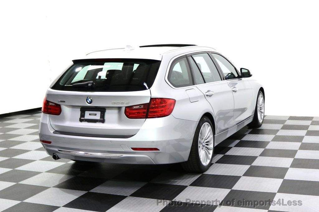 2015 BMW 3 Series CERTIFIED 328d xDRIVE Turbo Diesel Luxury Line BLIND SPOT ASSIST - 17670951 - 18
