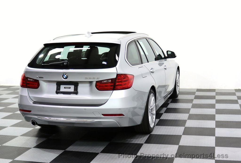2015 BMW 3 Series CERTIFIED 328d xDRIVE Turbo Diesel Luxury Line BLIND SPOT ASSIST - 17670951 - 47