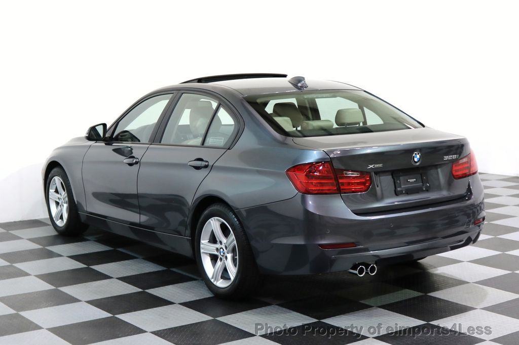 2015 BMW 3 Series CERTIFIED 328i xDRIVE AWD Blind Spot Assist CAMERA NAVI - 17370131 - 13