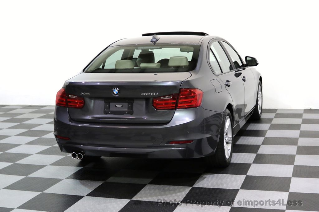 2015 BMW 3 Series CERTIFIED 328i xDRIVE AWD Blind Spot Assist CAMERA NAVI - 17370131 - 15