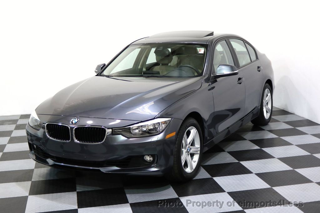 2015 BMW 3 Series CERTIFIED 328i xDRIVE AWD Blind Spot Assist CAMERA NAVI - 17370131 - 24
