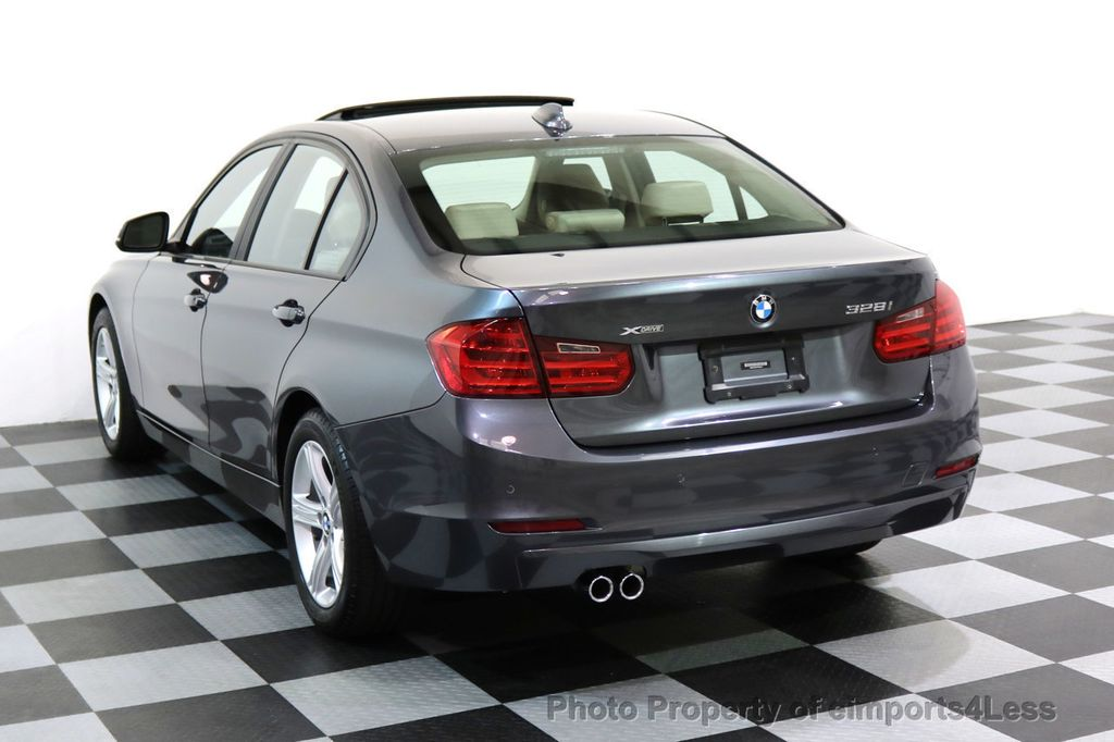 2015 BMW 3 Series CERTIFIED 328i xDRIVE AWD Blind Spot Assist CAMERA NAVI - 17370131 - 25