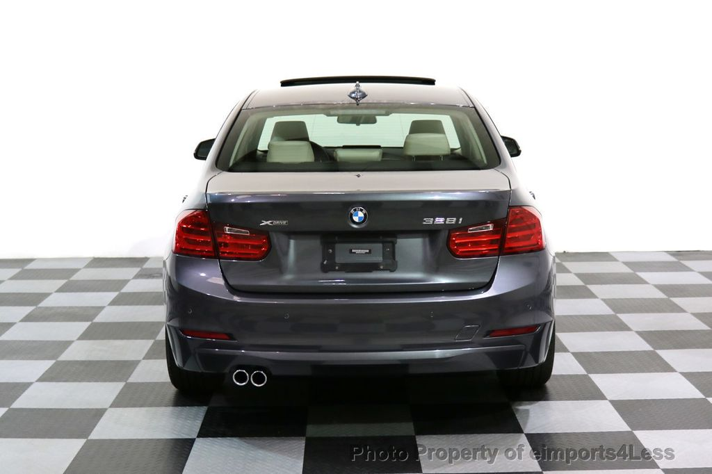 2015 BMW 3 Series CERTIFIED 328i xDRIVE AWD Blind Spot Assist CAMERA NAVI - 17370131 - 26