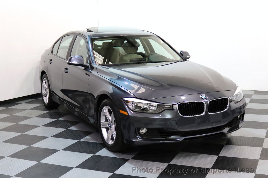 2015 BMW 3 Series CERTIFIED 328i xDRIVE AWD Blind Spot Assist CAMERA NAVI - 17370131 - 2