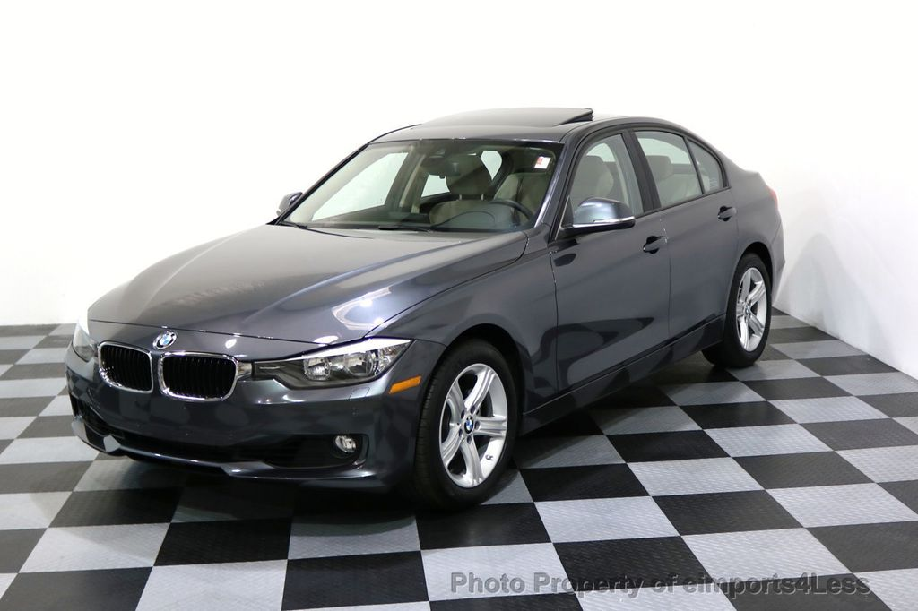 2015 BMW 3 Series CERTIFIED 328i xDRIVE AWD Blind Spot Assist CAMERA NAVI - 17370131 - 36