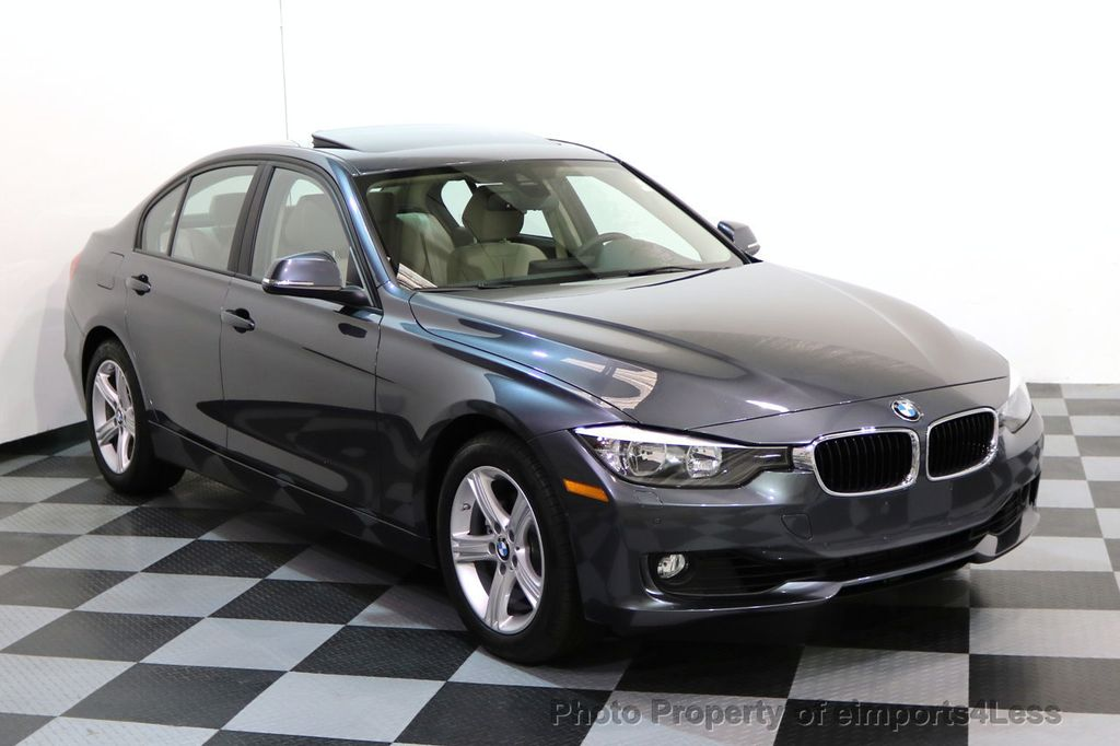 2015 BMW 3 Series CERTIFIED 328i xDRIVE AWD Blind Spot Assist CAMERA NAVI - 17370131 - 37