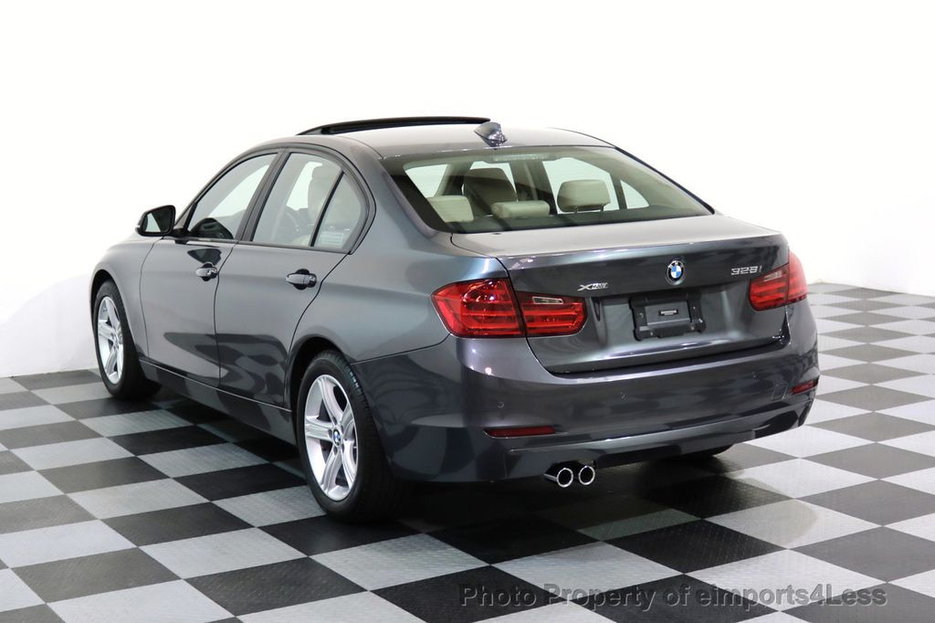 2015 BMW 3 Series CERTIFIED 328i xDRIVE AWD Blind Spot Assist CAMERA NAVI - 17370131 - 3