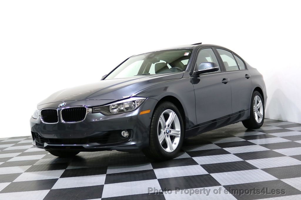 2015 BMW 3 Series CERTIFIED 328i xDRIVE AWD Blind Spot Assist CAMERA NAVI - 17370131 - 40
