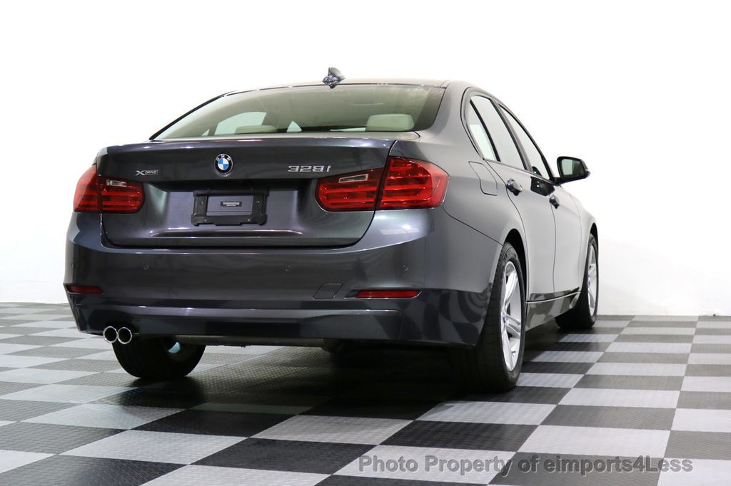 2015 BMW 3 Series CERTIFIED 328i xDRIVE AWD Blind Spot Assist CAMERA NAVI - 17370131 - 42