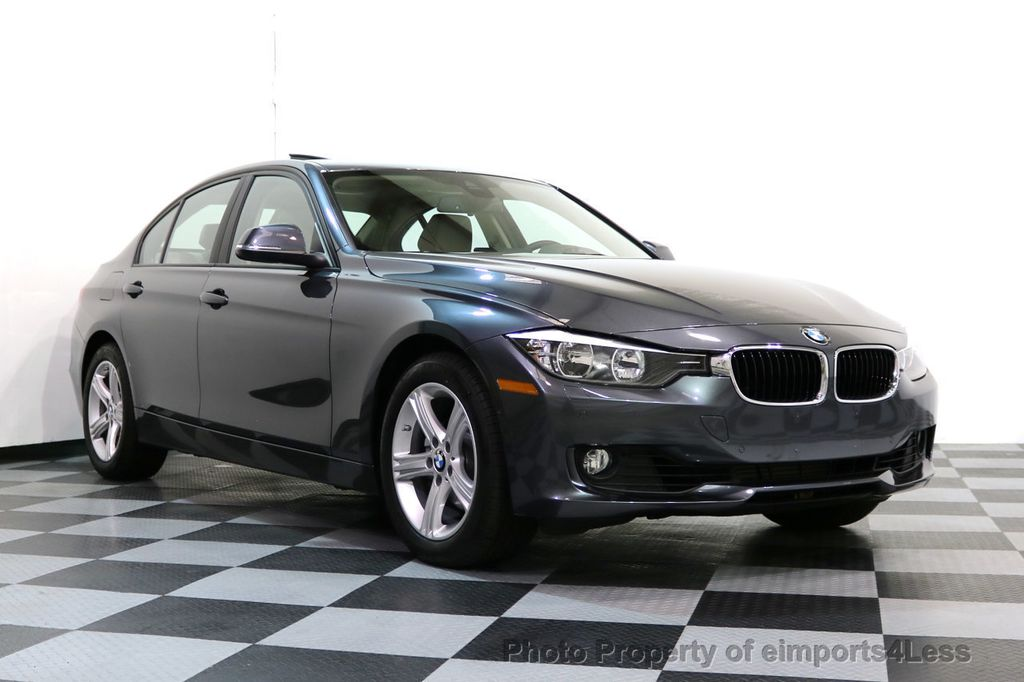 2015 BMW 3 Series CERTIFIED 328i xDRIVE AWD Blind Spot Assist CAMERA NAVI - 17370131 - 43