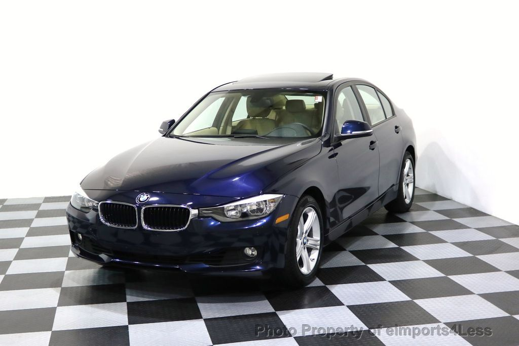 2015 BMW 3 Series CERTIFIED 328i xDRIVE AWD CAMERA NAVIGATION - 17334094 - 0