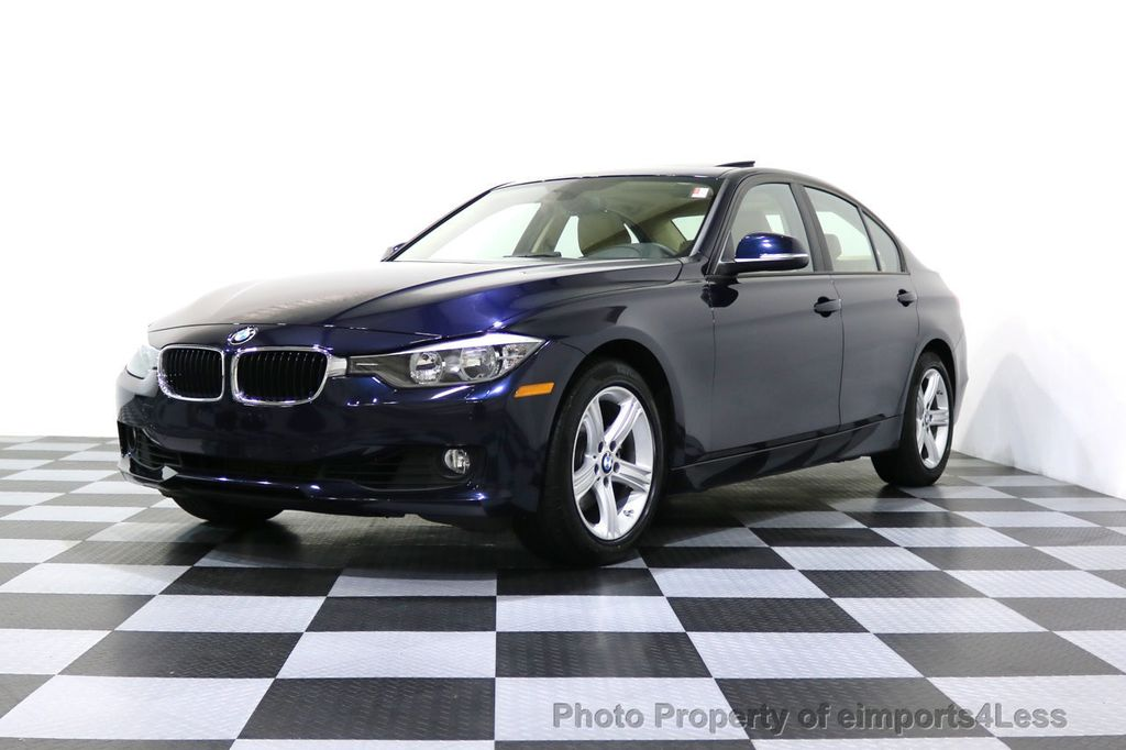 2015 BMW 3 Series CERTIFIED 328i xDRIVE AWD CAMERA NAVIGATION - 17334094 - 12