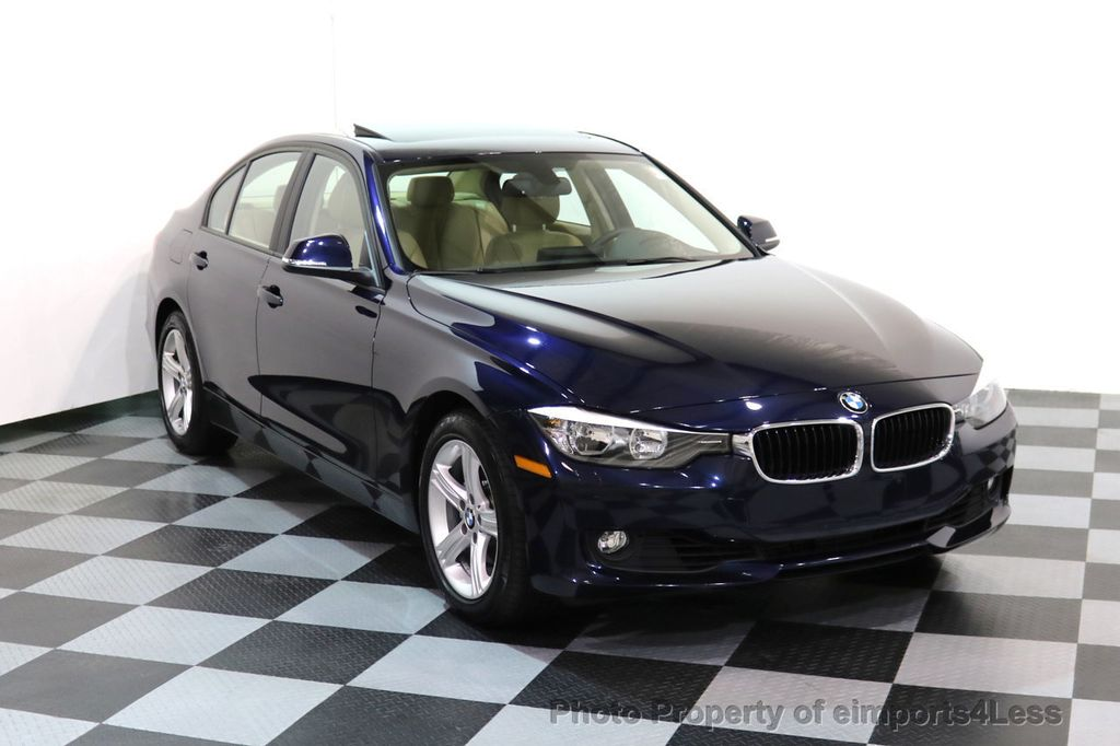 2015 BMW 3 Series CERTIFIED 328i xDRIVE AWD CAMERA NAVIGATION - 17334094 - 1