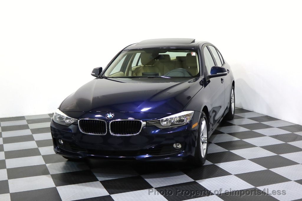 2015 BMW 3 Series CERTIFIED 328i xDRIVE AWD CAMERA NAVIGATION - 17334094 - 26