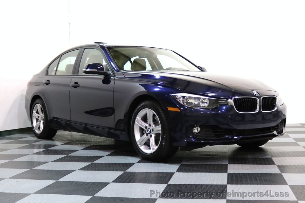 2015 BMW 3 Series CERTIFIED 328i xDRIVE AWD CAMERA NAVIGATION - 17334094 - 48