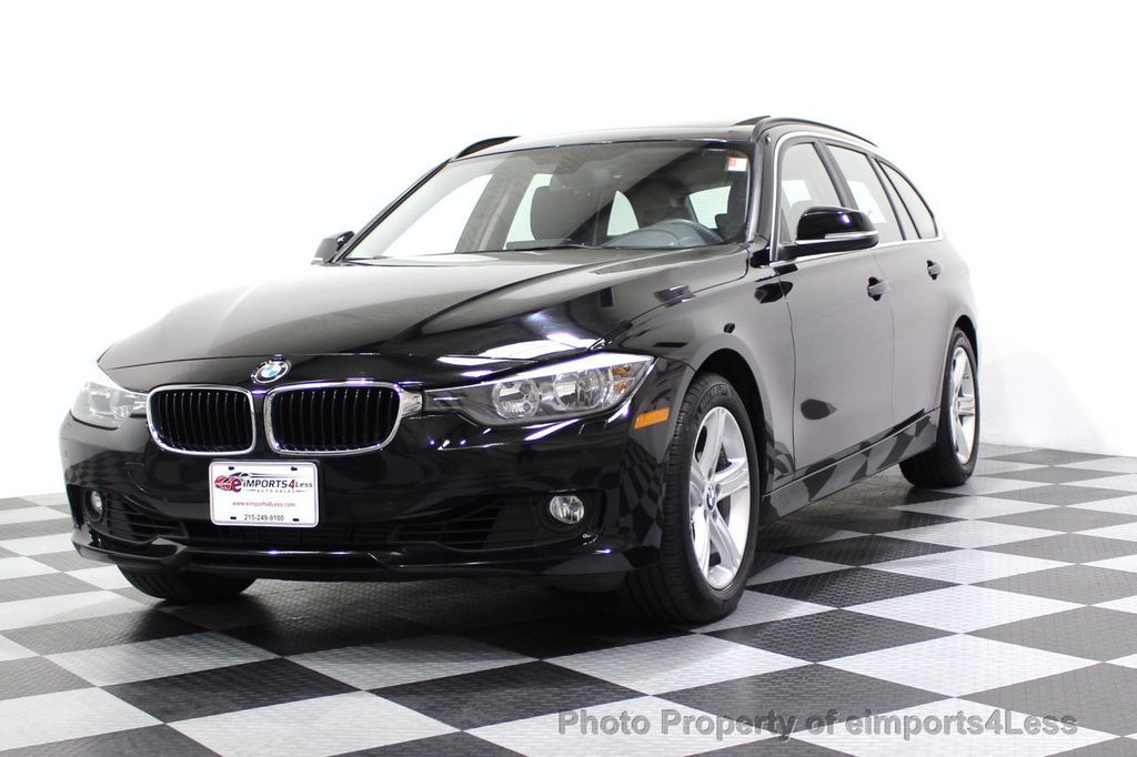 2015 BMW 3 Series CERTIFIED 328i xDRIVE AWD CAMERA NAVIGATION - 17517275 - 14