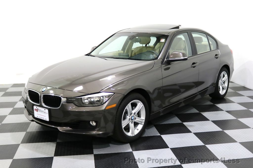 2015 BMW 3 Series CERTIFIED 328i xDRIVE AWD CAMERA SIRIUS NAVI - 17981809 - 14