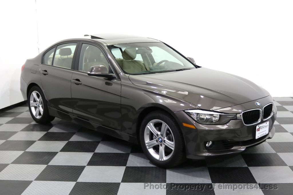 2015 BMW 3 Series CERTIFIED 328i xDRIVE AWD CAMERA SIRIUS NAVI - 17981809 - 15