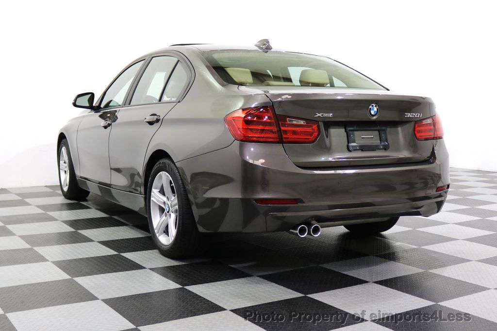 2015 BMW 3 Series CERTIFIED 328i xDRIVE AWD CAMERA SIRIUS NAVI - 17981809 - 16