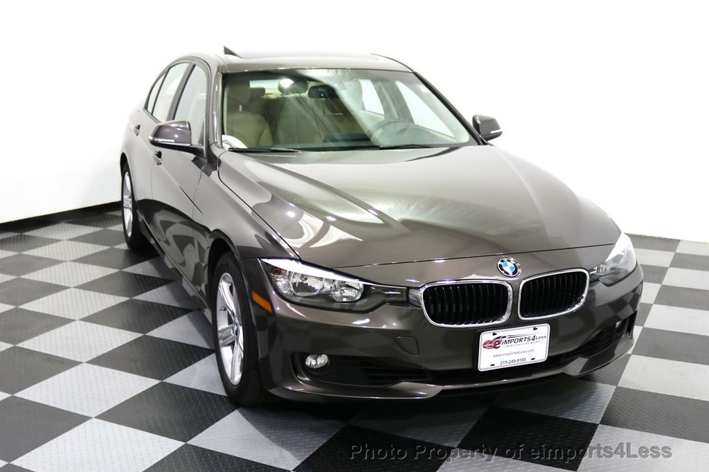 2015 BMW 3 Series CERTIFIED 328i xDRIVE AWD CAMERA SIRIUS NAVI - 17981809 - 1