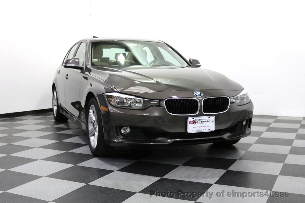 2015 BMW 3 Series CERTIFIED 328i xDRIVE AWD CAMERA SIRIUS NAVI - 17981809 - 29