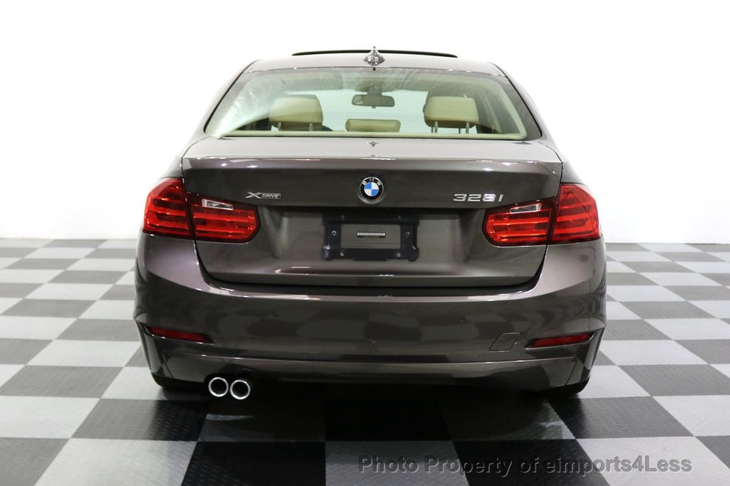 2015 BMW 3 Series CERTIFIED 328i xDRIVE AWD CAMERA SIRIUS NAVI - 17981809 - 31