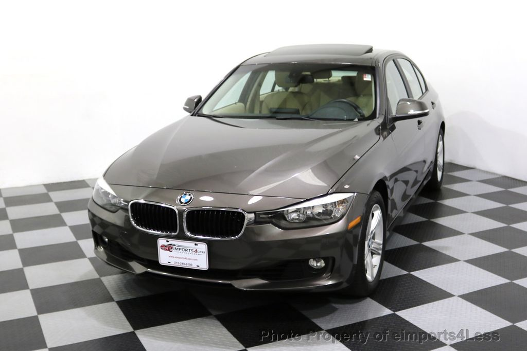 2015 BMW 3 Series CERTIFIED 328i xDRIVE AWD CAMERA SIRIUS NAVI - 17981809 - 44