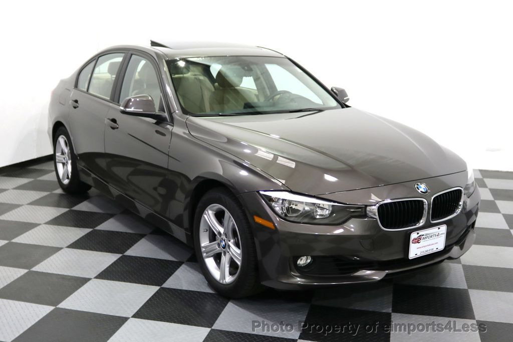 2015 BMW 3 Series CERTIFIED 328i xDRIVE AWD CAMERA SIRIUS NAVI - 17981809 - 45