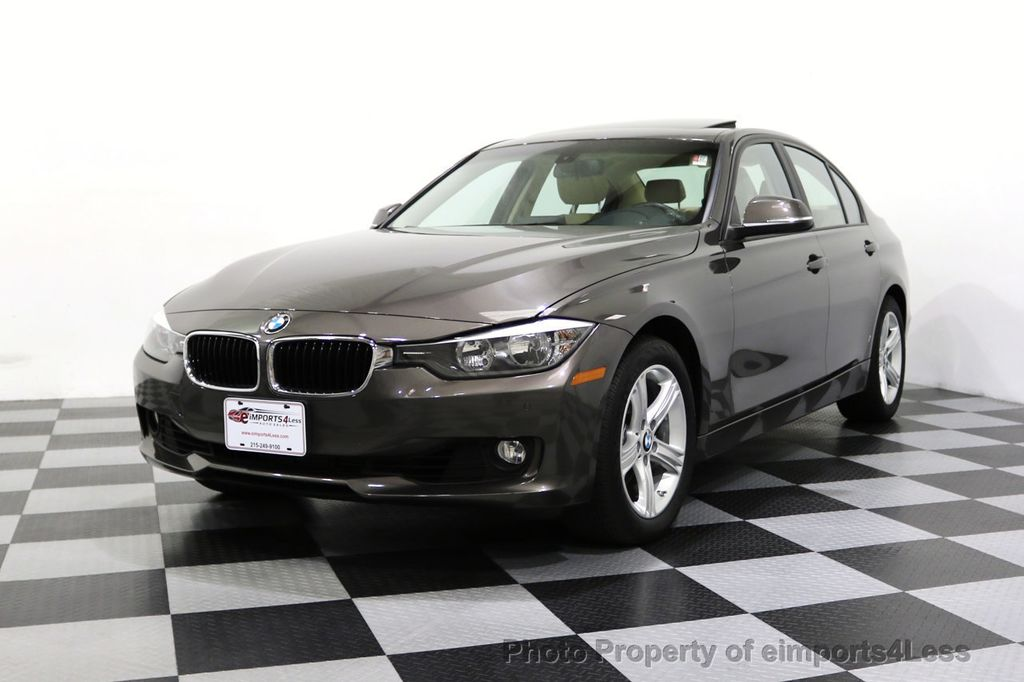 2015 BMW 3 Series CERTIFIED 328i xDRIVE AWD CAMERA SIRIUS NAVI - 17981809 - 52