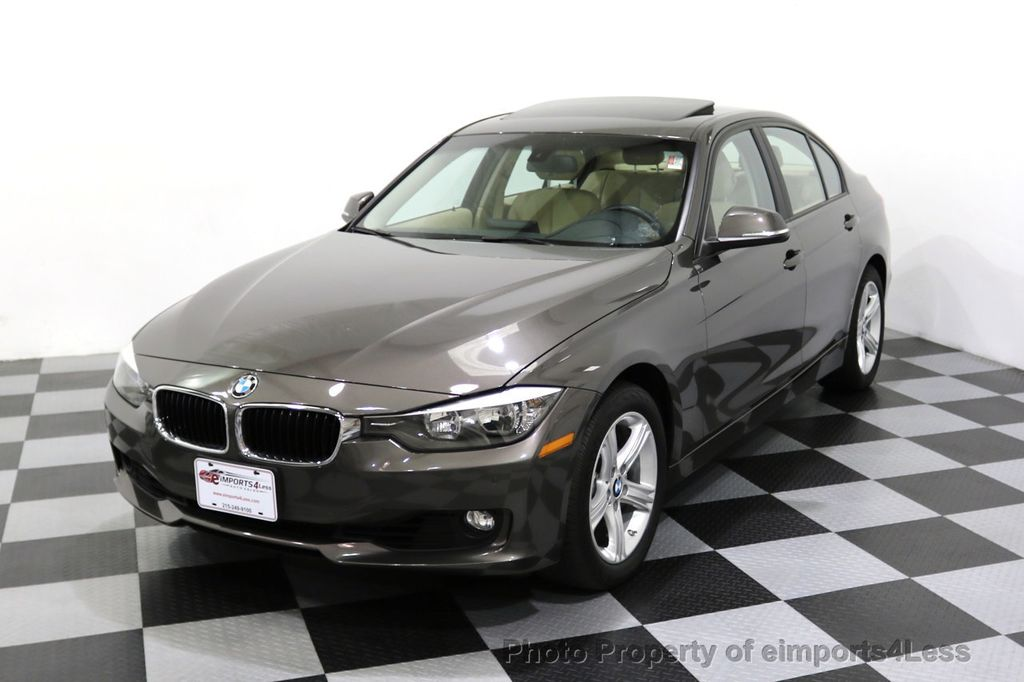 2015 BMW 3 Series CERTIFIED 328i xDRIVE AWD CAMERA SIRIUS NAVI - 17981809 - 53