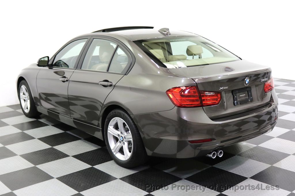 2015 BMW 3 Series CERTIFIED 328i xDRIVE AWD CAMERA SIRIUS NAVI - 17981809 - 54