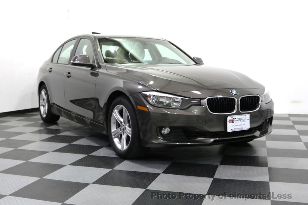 2015 BMW 3 Series CERTIFIED 328i xDRIVE AWD CAMERA SIRIUS NAVI - 17981809 - 56