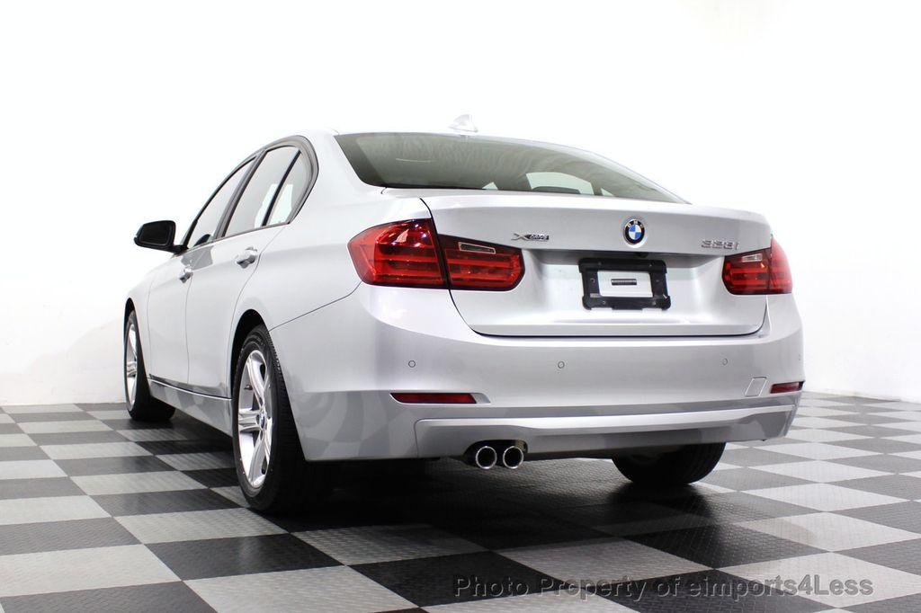 2015 BMW 3 Series CERTIFIED 328i xDRIVE AWD Driver Assist CAMERA NAVI - 18196767 - 30