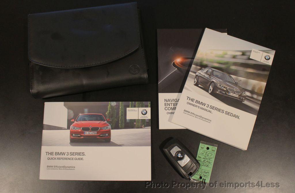 2015 BMW 3 Series CERTIFIED 328i xDRIVE AWD Driver Assist CAMERA NAVI - 18196767 - 40