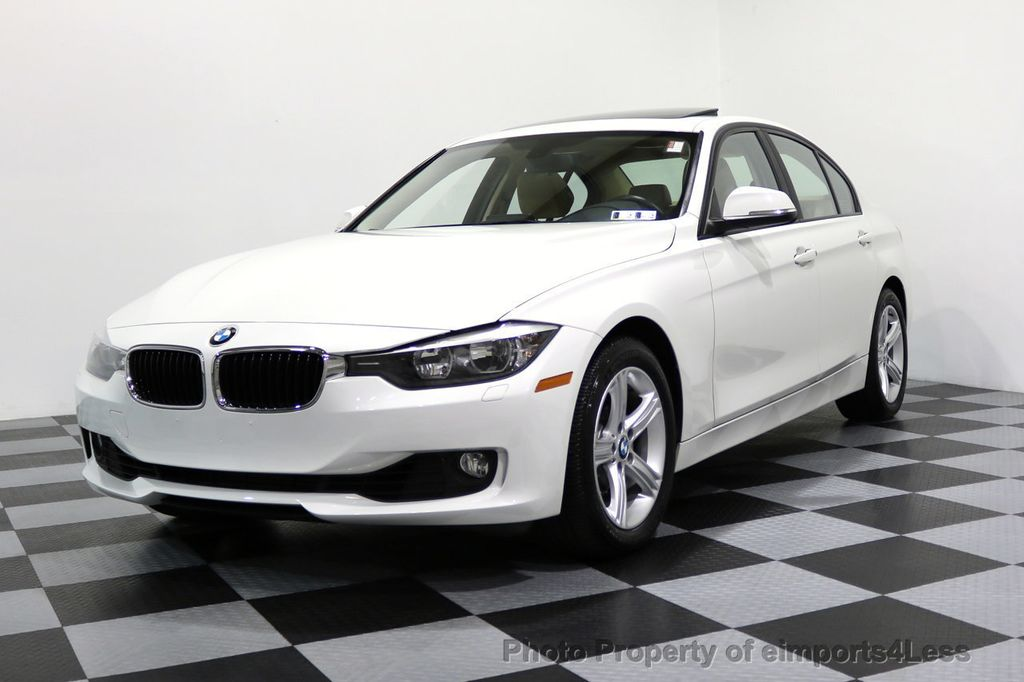 2015 BMW 3 Series CERTIFIED 328i xDRIVE AWD PREMIUM PACKAGE - 17124383 - 0